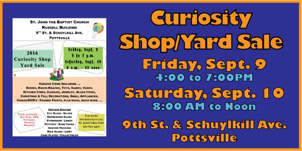Curiosity Shop Yard Sale 201