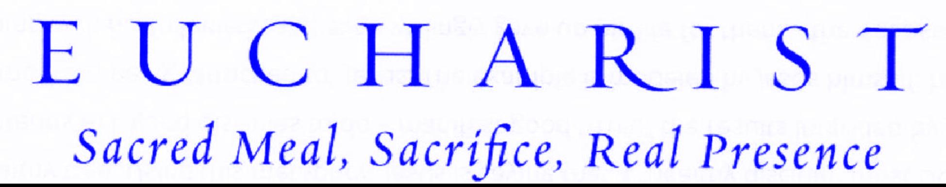 Eucharistic
