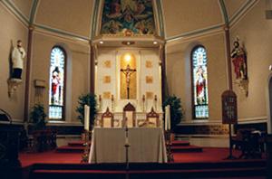 St John Interior